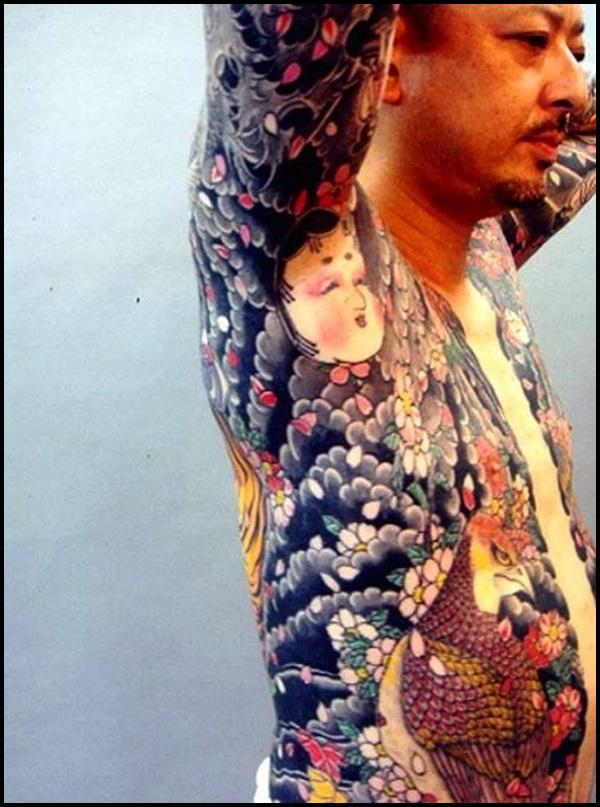 Diseños del tatuaje de Japnees (14)