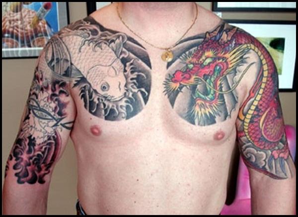 Diseños del tatuaje de Japnees (15)