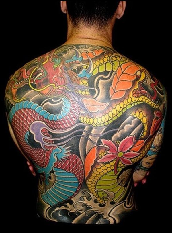 Diseños del tatuaje de Japnees (17)