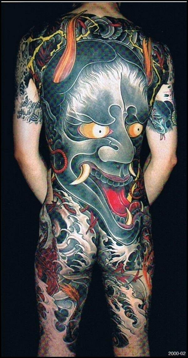 Diseños del tatuaje de Japnees (19)