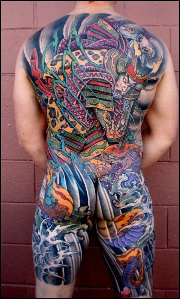 Diseños del tatuaje de Japnees (2)