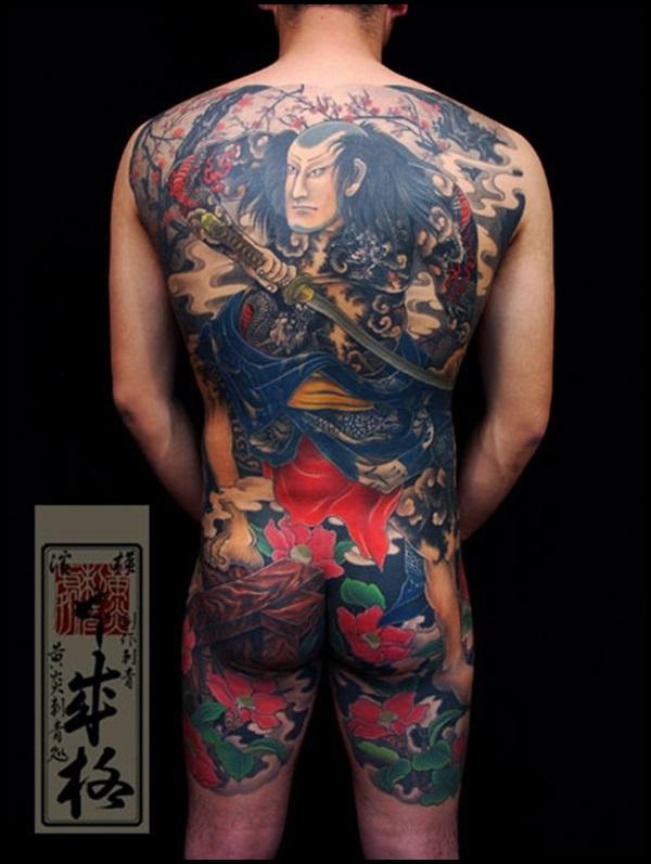 Diseños del tatuaje de Japnees (21)