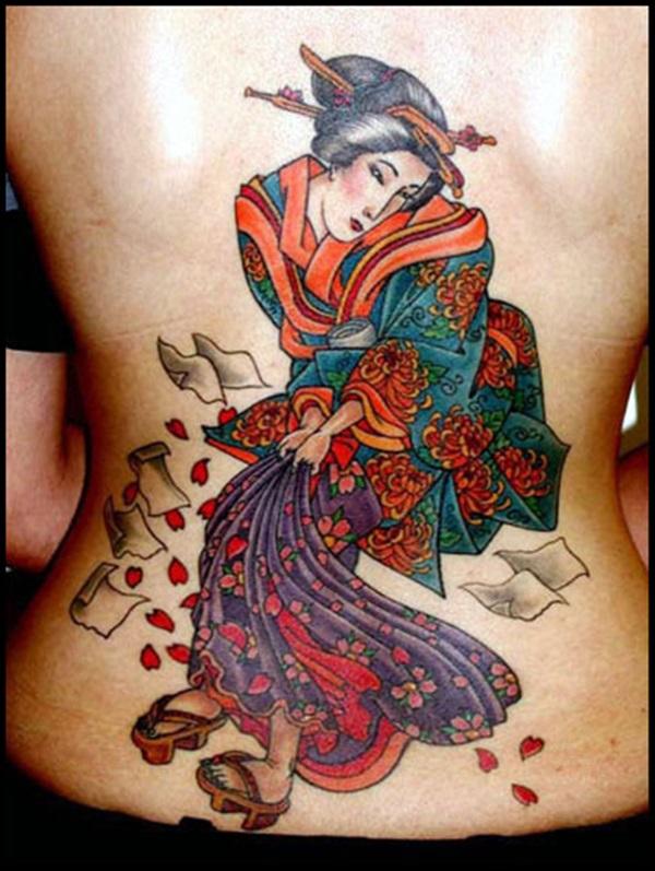 Diseños del tatuaje de Japnees (27)