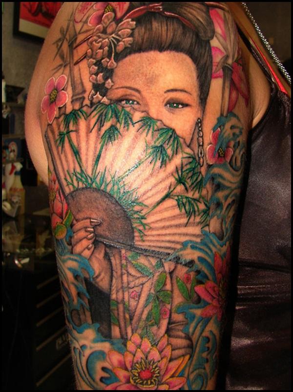 Diseños del tatuaje de Japnees (29)
