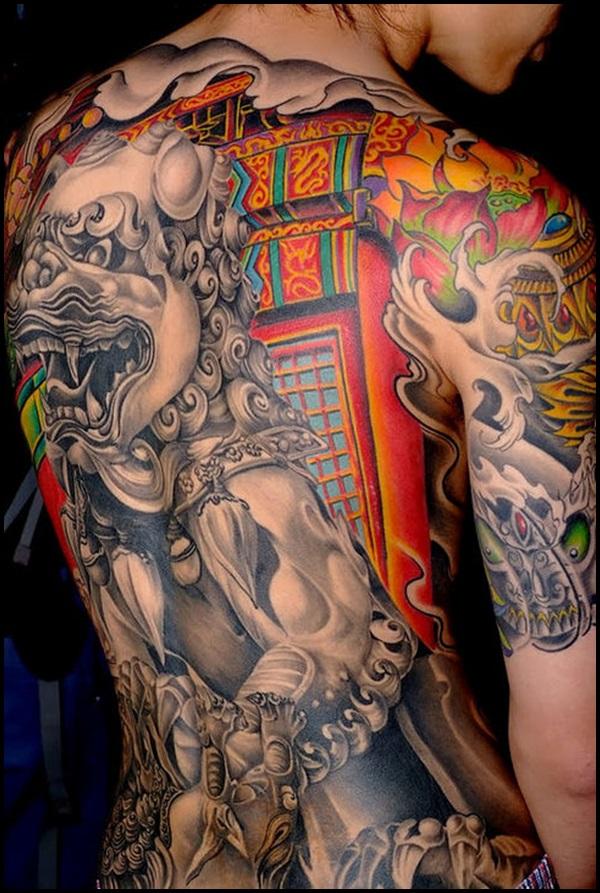 Diseños del tatuaje de Japnees (3)