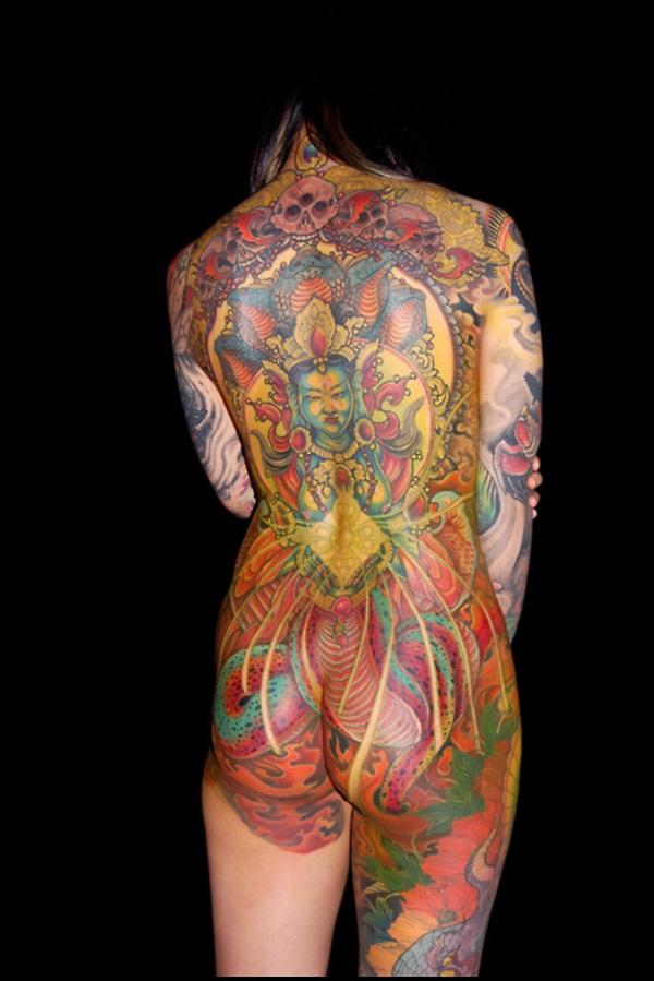 Diseños del tatuaje de Japnees (30)