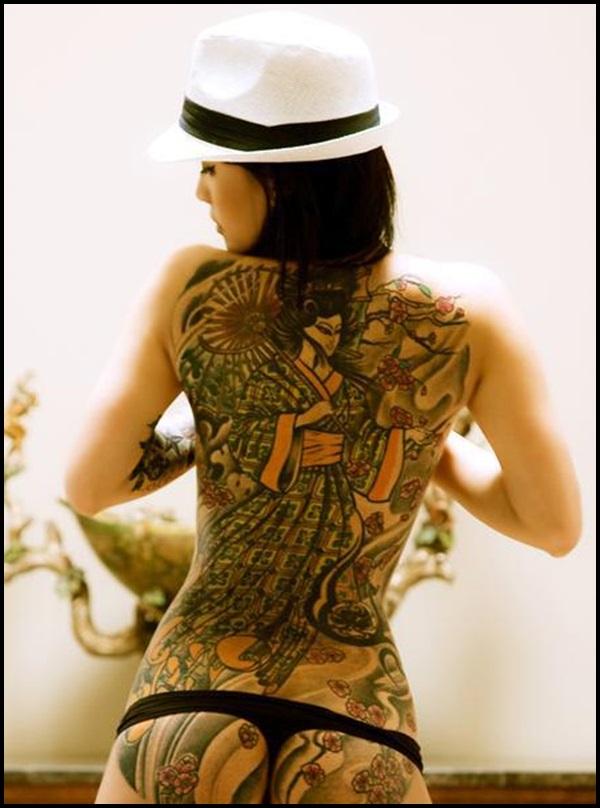 Diseños del tatuaje de Japnees (31)
