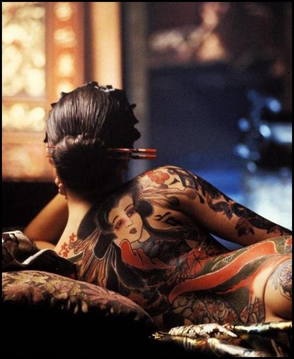 Diseños del tatuaje de Japnees (32)