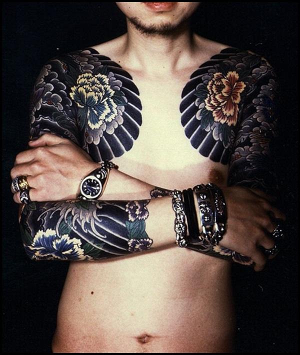 Diseños del tatuaje de Japnees (36)