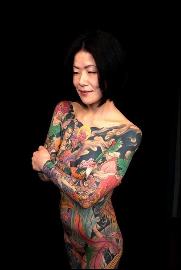 Diseños del tatuaje de Japnees (5)