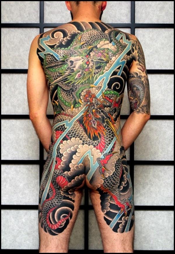 Diseños del tatuaje de Japnees (6)