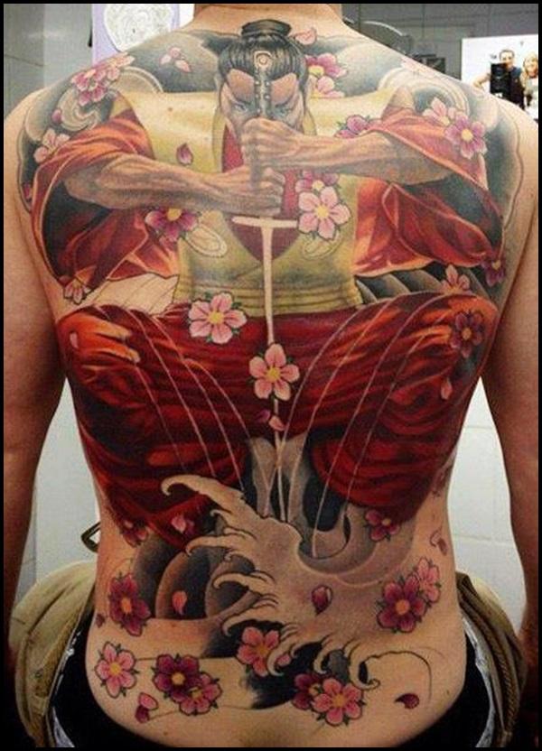 Diseños del tatuaje de Japnees (7)