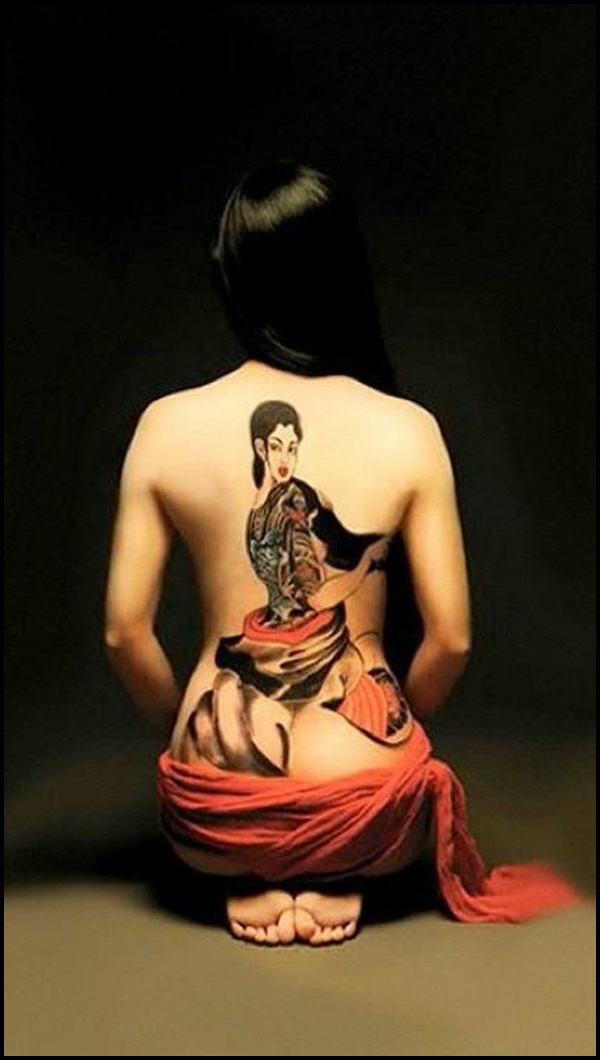 Diseños del tatuaje de Japnees (8)