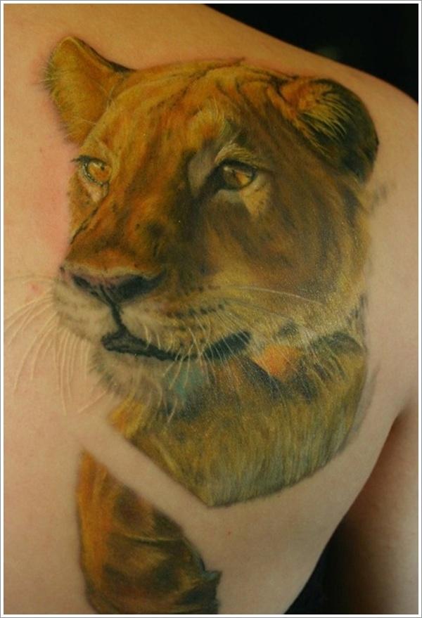 Panther Tattoo Designs (20)