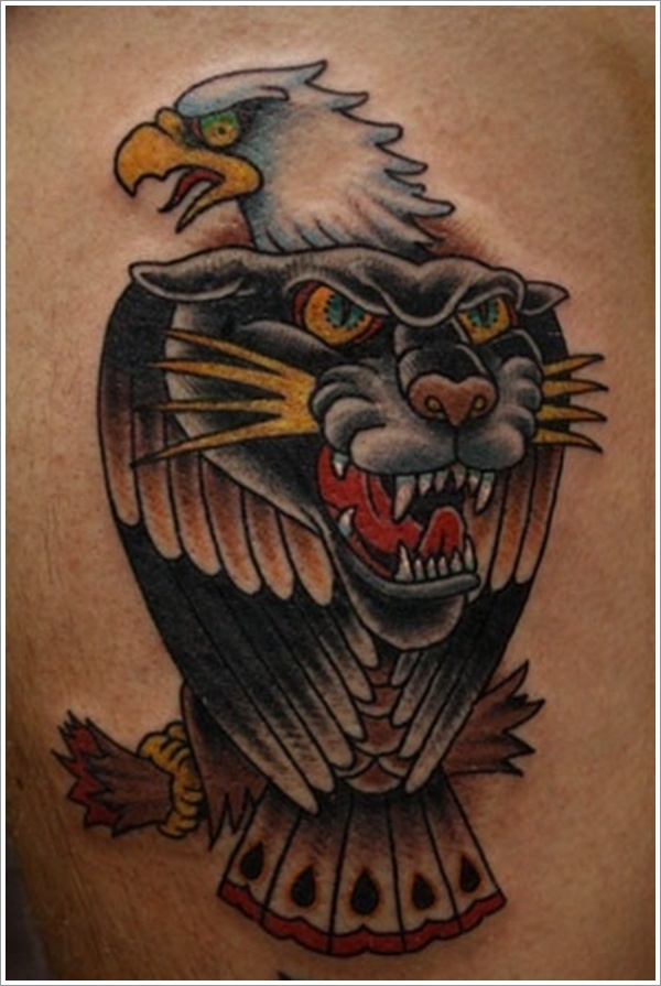 Tags: Amazing , Panther , Tattoo Designs