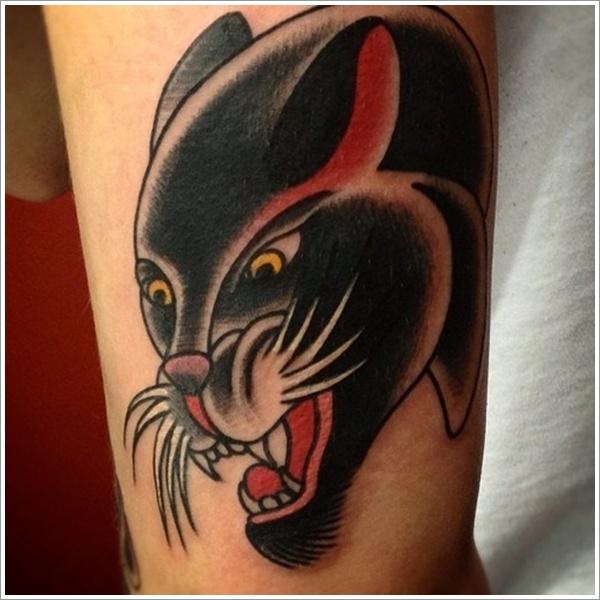 Panther Tattoo Designs (4)