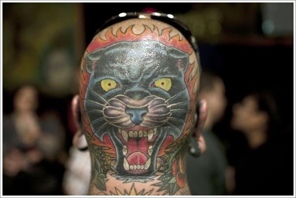 Panther Tattoo Designs