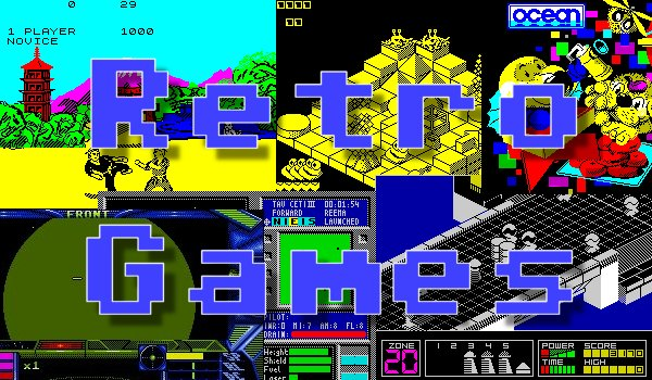 ... retro games from the collection of most popular retro games of all